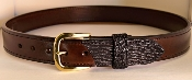 SharkMaster Elite Gun Belt 1.50""